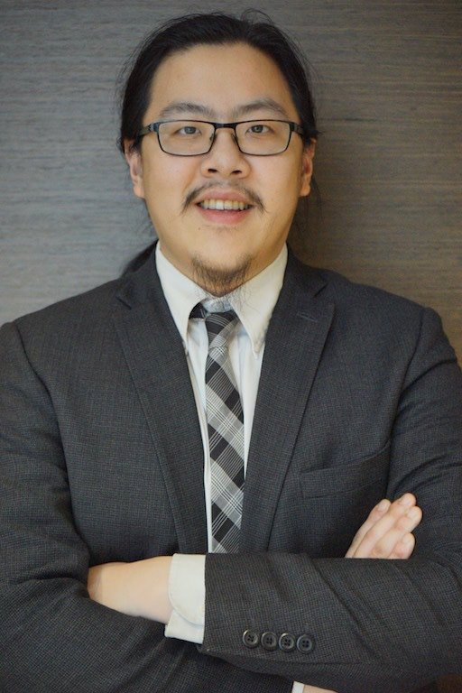 Zachary Ng in a Suit