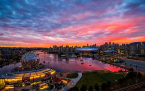 Sunset On Vancouver, BC | Ng Sidhu Law