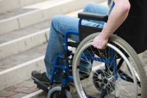 Personal Injury | Person In Wheelchair | Ng Sidhu Law