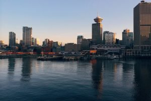 Vancouver, BC View Of Harbour | Ng Sidhu Law