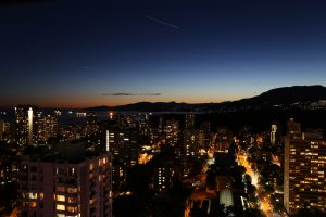 Downtown Vancouver At Night | Ng Sidhu Law